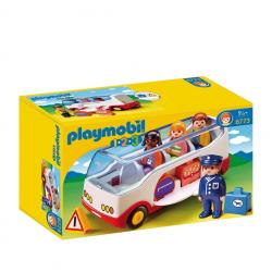 Playmobil 1.2.3 - Autocar...