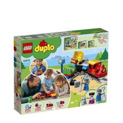 Lego Duplo - Le train à vapeur