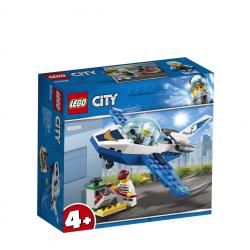 Lego City - Le jet de...