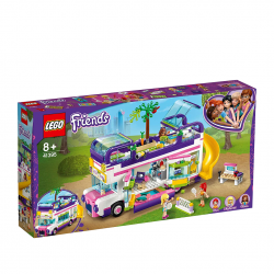 Lego Friends - Le bus de...